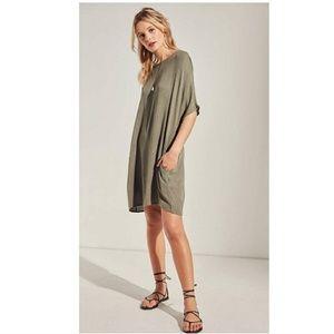 NWT! UO gauzy cocoon dress